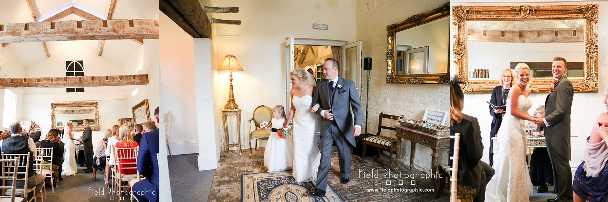 The Coach House Marquee- Jak & Aimee