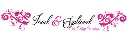 Iced & Spliced by Cakey Wakey