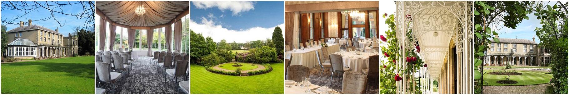 Mercure Newton Park Photos- Staffordshire Wedding Venues