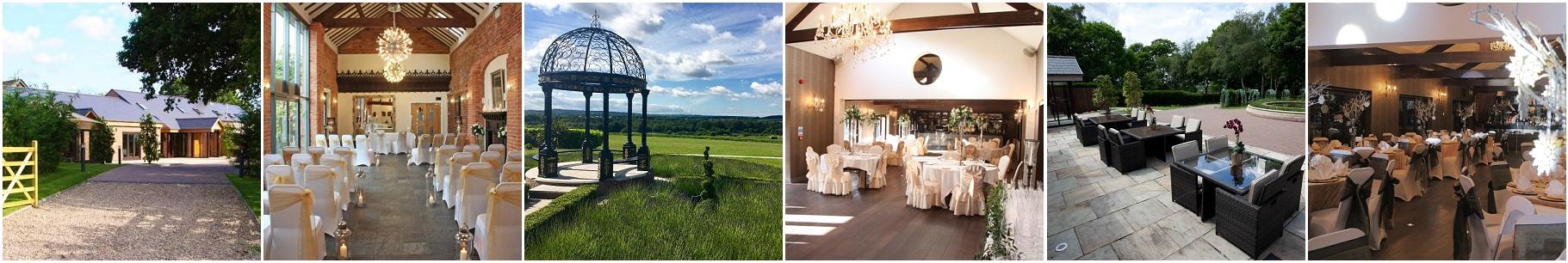 Goosedale Photos - Nottinghamshire Wedding Venues