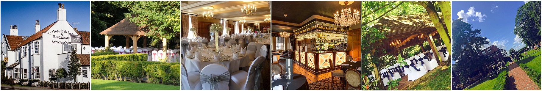 Ye Olde Bell Photos - Nottinghamshire Wedding Venues