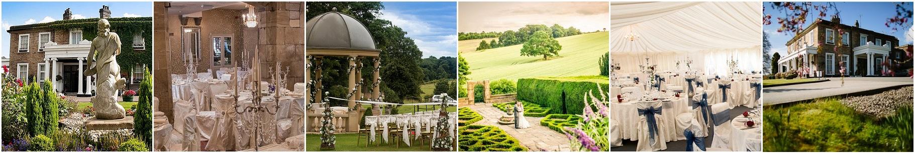 Ringwood Hall Photos- Derbyshire Wedding Venues