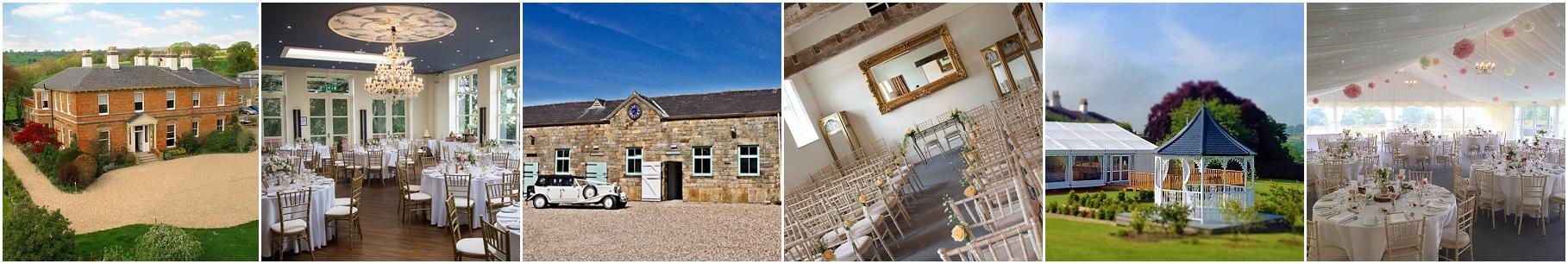 Shottle Hall Photos- Derbyshire Wedding Venues