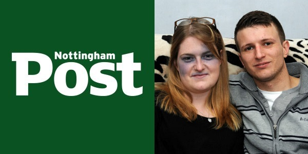 Nottingham Post Win a Wedding - Adele Uden