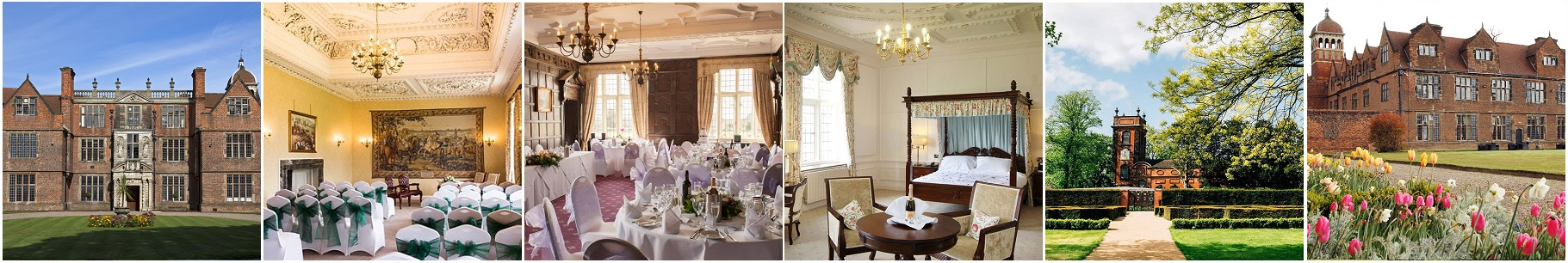 Castle Bromwich Hall Hotel- West Midlands Wedding Venues