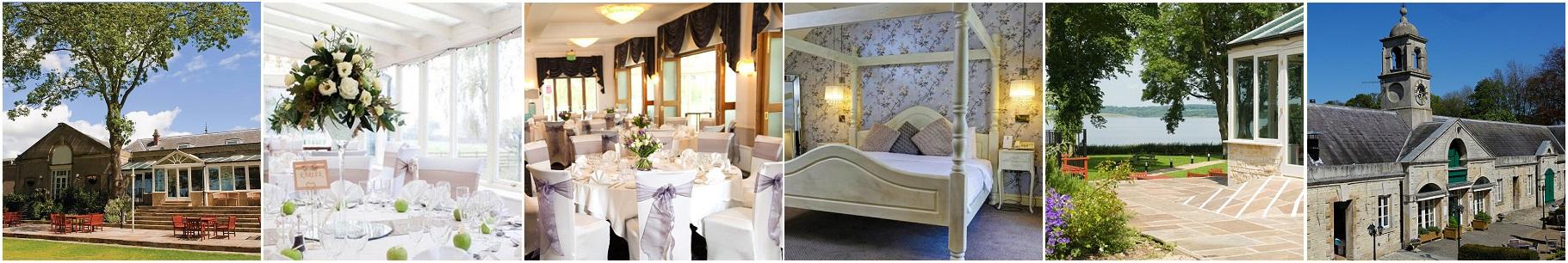 Normanton Park Hotel Photos- Leicestershire Wedding Venues