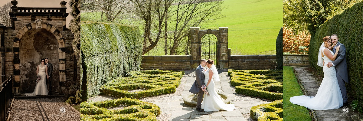 Ringwood Hall Derbyshire - Chris & Ashleigh