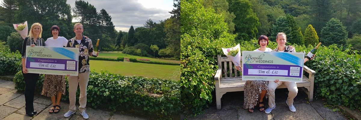 Bespoke Weddings Competition at Whirlowbrook Hall
