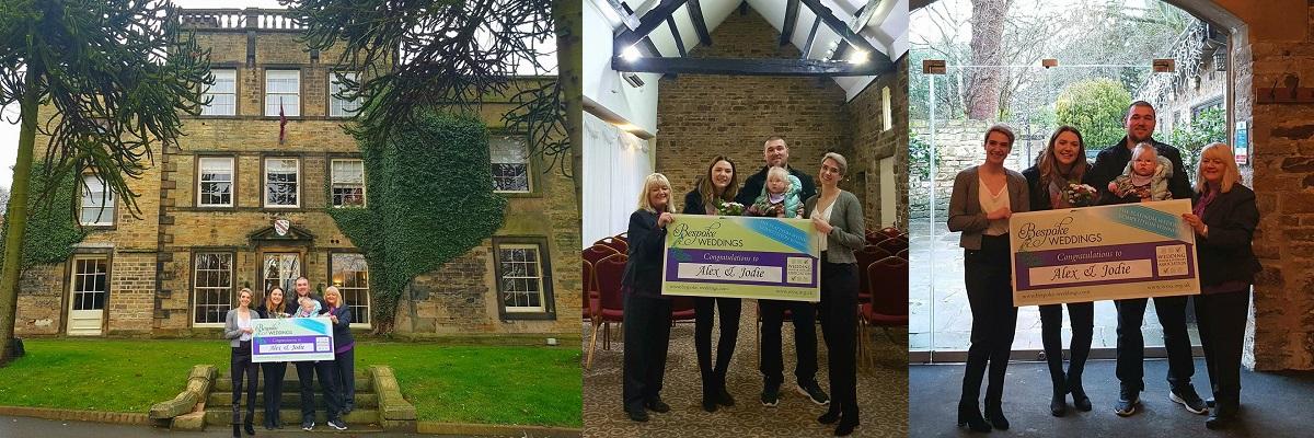 Bespoke Competition Winners at Mosborough Hall