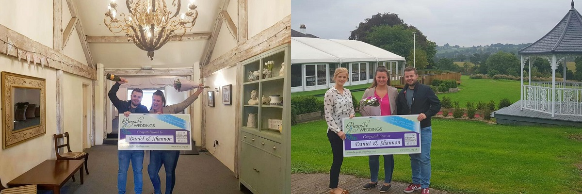 Coach House Marquee Competition Winners