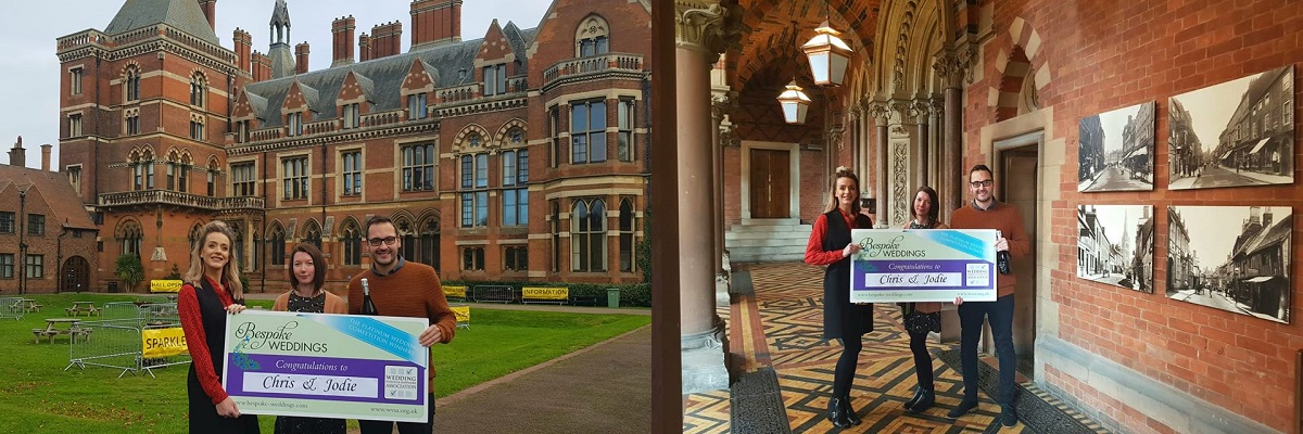 COMPETITION WINNERS AT KELHAM HALL