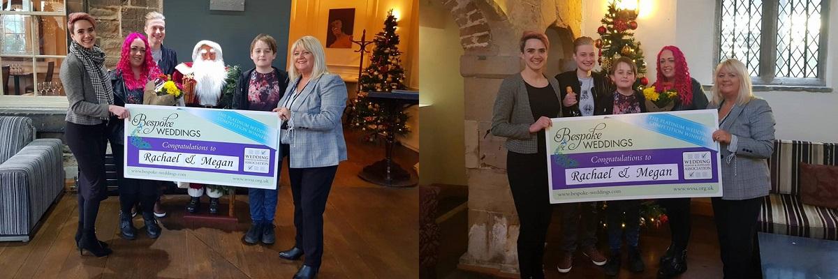 Mosborough Hall Bespoke Competition Winners