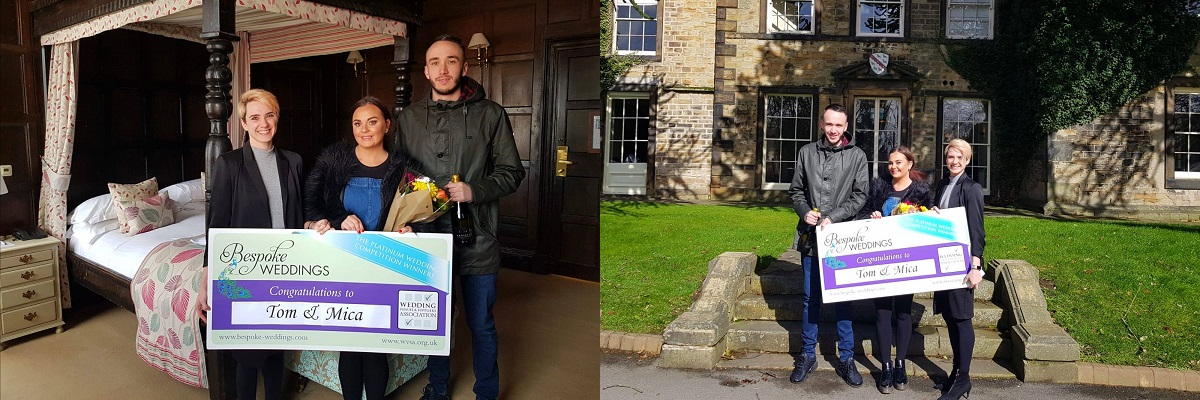 Bespoke Competition Winners at Mosborough Hall