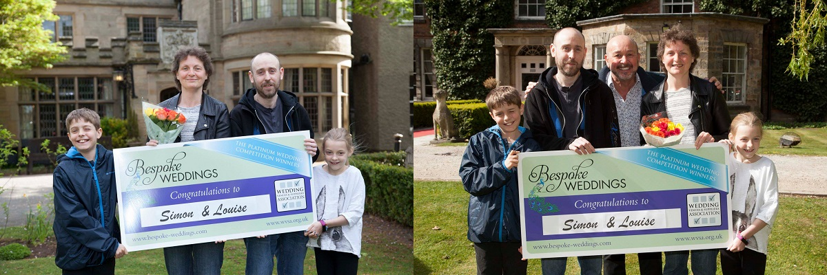 Risley Hall Competition Winners