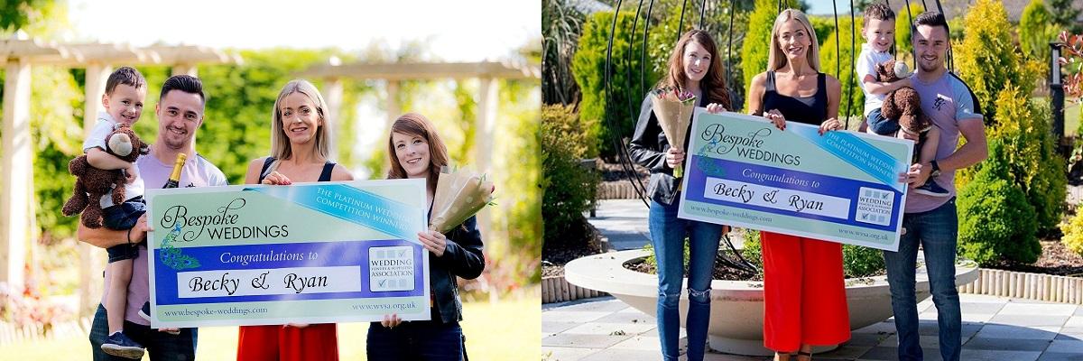 goosedale bespoke weddings competition winners