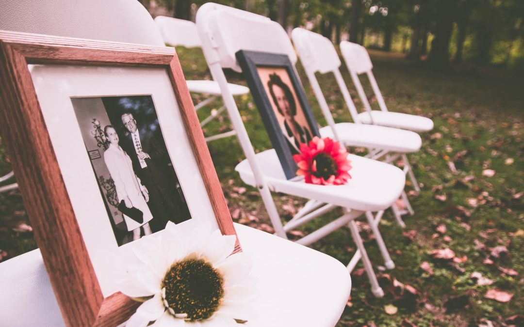 A Wedding without all of your loved ones…