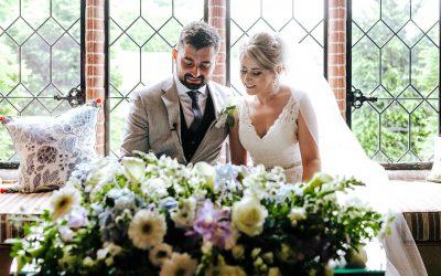 Wedding Flower Trends for Summer 2021